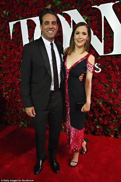 Growing brood: She also welcomed her first son, Rocco, with her partner Bobby Cannavale in late January