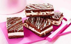 Glassandwich med chokladbotten ~ Arla