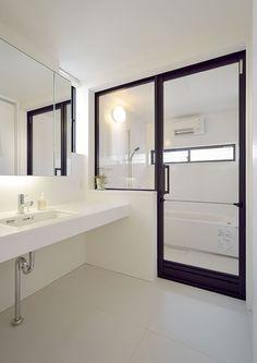 光と風を取り込む家・間取り(東京都大田区) | 注文住宅なら建築設計事務所 フリーダムアーキテクツデザイン