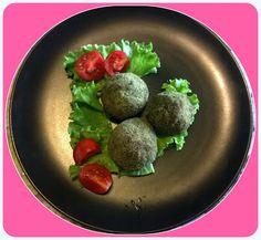 No gluten! Yes vegan!: Polpettine di cavolo nero arrosto