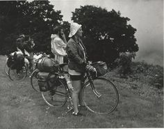 Sue Carroll met her husband Tom during Bikecentennial 1976. If the car transporting half of Sue's group of high school girls hadn't broken down on the way to their start in Virginia, she never would have met Tom...