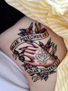 Fantastic Game Of Thrones Tattoo Designs (26)
