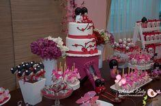 Festa Kokeshi | Boneca japonesa | Festa infantil | Decoração by Mariah festas #kokeshi #festainfantil