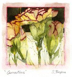 Shirley Trevena, The Orange Street Gallery