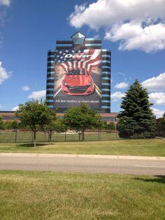 Chrysler Headquarters