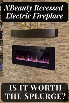 Terrific 32 Best Electric Fireplace Wall Images In 2019 Electric Download Free Architecture Designs Intelgarnamadebymaigaardcom