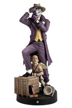 Kotobukiya DC Comics Batman The Killing Joke Joker ArtFX Statue