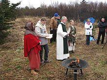 Modern paganism - Wikipedia, the free encyclopedia