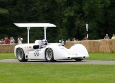 1970 Chaparral-Chevrolet 2E at the Festival of Speed Goodwood 2011