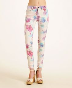 Joe's Jeans 'Ink Rose' Skinny Ankle Jeans