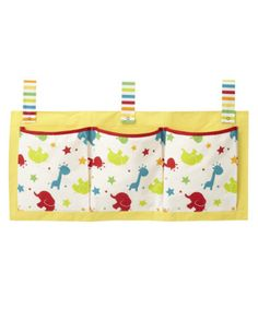 Cot tidy (Mothercare) - easy enough to make something similar?