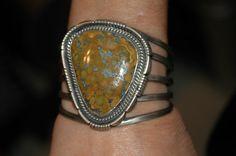 Vintage+New+Lander+Turquoise+Bracelet+by+Navajo+by+navajodreams,+$420.00