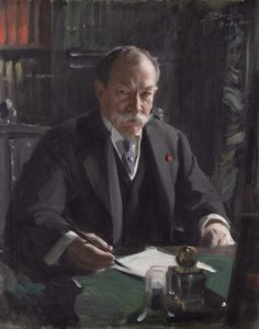 Ambassador David Jayne Hill by Anders Zorn (1860-1920) - Anders Zorn - Wikipedia, the free encyclopedia