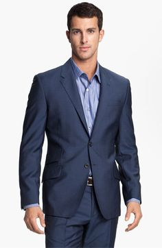 Paul Smith London Stretch Wool Suit available at #Nordstrom