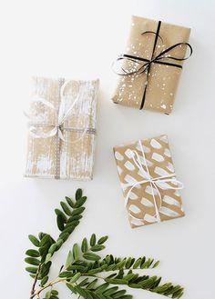 10 originele inpak-ideeën voor je kerstcadeaus | ELLE