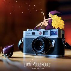 © Lumi Poullaouec - www.lumi.me  #leica #illustration #photographie #photography #fairy #fée #Photo #idea #photoshop