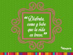 Que disfruten este excelente día! #comericocomesanonosotroslopreparamos #meencantalapalapa