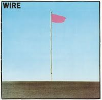 """Wire """"Pink Flag"""""""