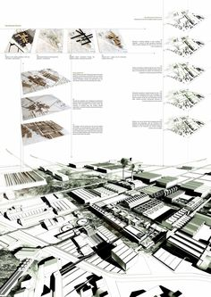 The RIBA President's Medals Student Awards - Protean Production / The Human Feculent Resource :: Project 2013 by Dan Green - Plymouth University Plymouth UK