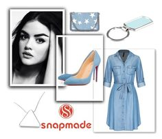 """""""Snapmade #1"""" by soofficial87 ❤ liked on Polyvore featuring Christian Louboutin and STELLA McCARTNEY"""