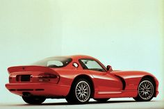 .1999 Dodge Viper ACR.. on the short list
