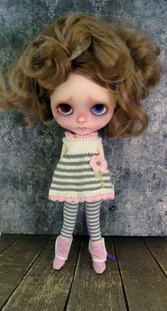 Hullo.... I'm Phiggly... by Pink Anemone, via Flickr