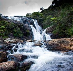 Baker's Fall. Horton Plains National Park, Sri Lanka (www.secretlanka.com)