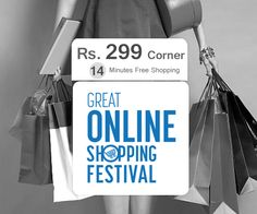 GOSF Pre-Party Begins Today — Check Out 14 Minutes Free Shopping Sale and Rs. 299 Corner