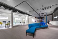 Pedrali Urban Life at Salone del Mobile 2016 by Migliore+Servetto Architects, Milan – Italy » Retail Design Blog