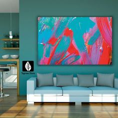 Cuadro Decorativo Tayrona Store Para Sala o Alcoba Abstracto 47