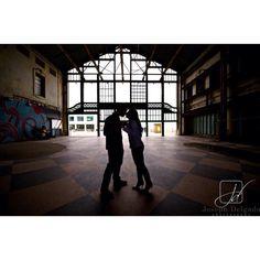 Asbury park engagement shoot