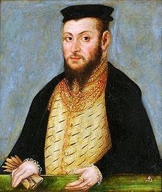 Sigismund II Augustus - Wikipedia German Costume, Poland History, Grand Duc, Lucas Cranach, Auguste, National Portrait Gallery, 16th Century, Poster Size Prints, Royals