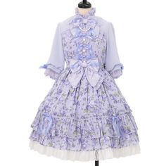 ♥ Angelic pretty ♥ Dramatic Rose Dress http://www.wunderwelt.jp/products/detail9294.html If you like this item please check this page ♡ #elegantgothiclolita