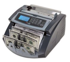 Money Bill Counting Machine Sorter Currency Counter Cash UV Bank Professional #Cassida