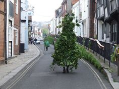City of London Jack-in-the-Green 2012 by The Company of the Green Man, via Flickr