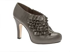 I can imagine 500 outfits to wear with these. Madden Girl Raleigh Bootie For only the low low price of $49.95!!