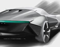 Auto design.