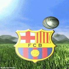 Gif Animado F.C. Barcelona, los mejores toques de balón Soccer Gifs, Football Gif, Neymar Jr, Chicago Cubs Logo, Barcelona, Animation, Barcelona Spain, Animation Movies, Motion Design