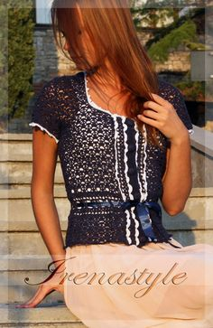 Kate Middleton  . CROCHET FASHION TRENDS  Crochet by Irenastyle