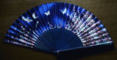 Hey, I found this really awesome Etsy listing at http://www.etsy.com/listing/126878787/hand-made-silk-japanese-hand-fan-folding
