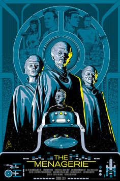 "11/28/16  12:08p ''Star Trek''  ''The Menagerie""  mikesaputo.com"