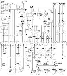 1227747 ecm diagram page Diagram, Electrical diagram, Trucks