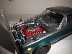 Show us your Engines - Post Dedicated to the Engine - Model Cars - Model Cars Magazine Forum New Model Car, 1955 Chevy, Car Magazine, Show Us, Car Engine, Scale Models, Diecast, Engineering, Cars