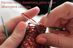 Sweet things: Kymmenen vinkkiä onnistuneeseen kirjoneuleeseen Gold Rings, Drop Earrings, Knitting, Jewelry, Crocheting, Patterns, Tips, Crochet, Block Prints