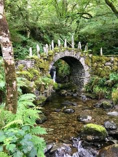 The Fairy Bridge, near Oban in Glen Crenan, Scotland Great Places, Places To See, Beautiful Places, The Road, Old Bridges, Fairy Glen, Over The River, Scotland Travel, Belle Photo