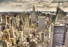undefined New York Skyline Wallpaper (45 Wallpapers) | Adorable Wallpapers