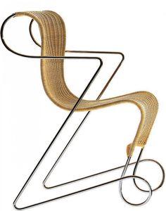 Ron Arad (designer), Zigo chair, 1992, (Ron Arad [sa]).
