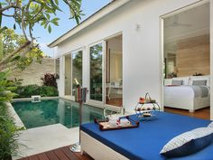 Bali Aleva Villa Indonesia, Asia Located in Seminyak, Aleva Villa is a perfect starting point from which to explore Bali. Both business travelers and tourists can enjoy the hotel's facilities and services. Service-minded staff will welcome and guide you at the Aleva Villa. Complimentary tea, towels, slippers, television LCD/plasma screen, sofa can be found in selected guestrooms. Entertain the hotel's recreational facilities, including outdoor pool, spa, massage. Aleva Villa i...
