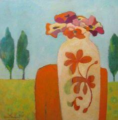 Terug naar: Alle kunstenaars  Alles Figuratief       Wisdom Olieverf schilderij 70x80cm € 2.950,-    Tavola Piccola Acryl schilderij 70x70 cm € 975,-    Naakt op sofa Olieverf schilderij 70x70 cm € 1.500,-
