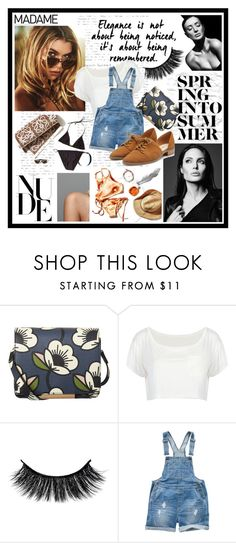 """Spring into summer"" by sarabarlaup on Polyvore featuring Orla Kiely and Fat Face"